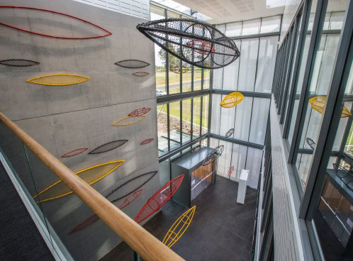 Werrington Park Corporate Centre - Foyer