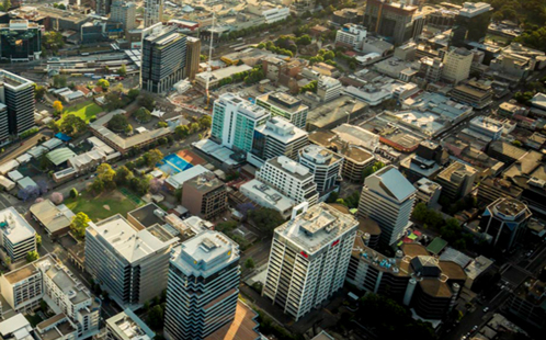 Western Sydney aerial