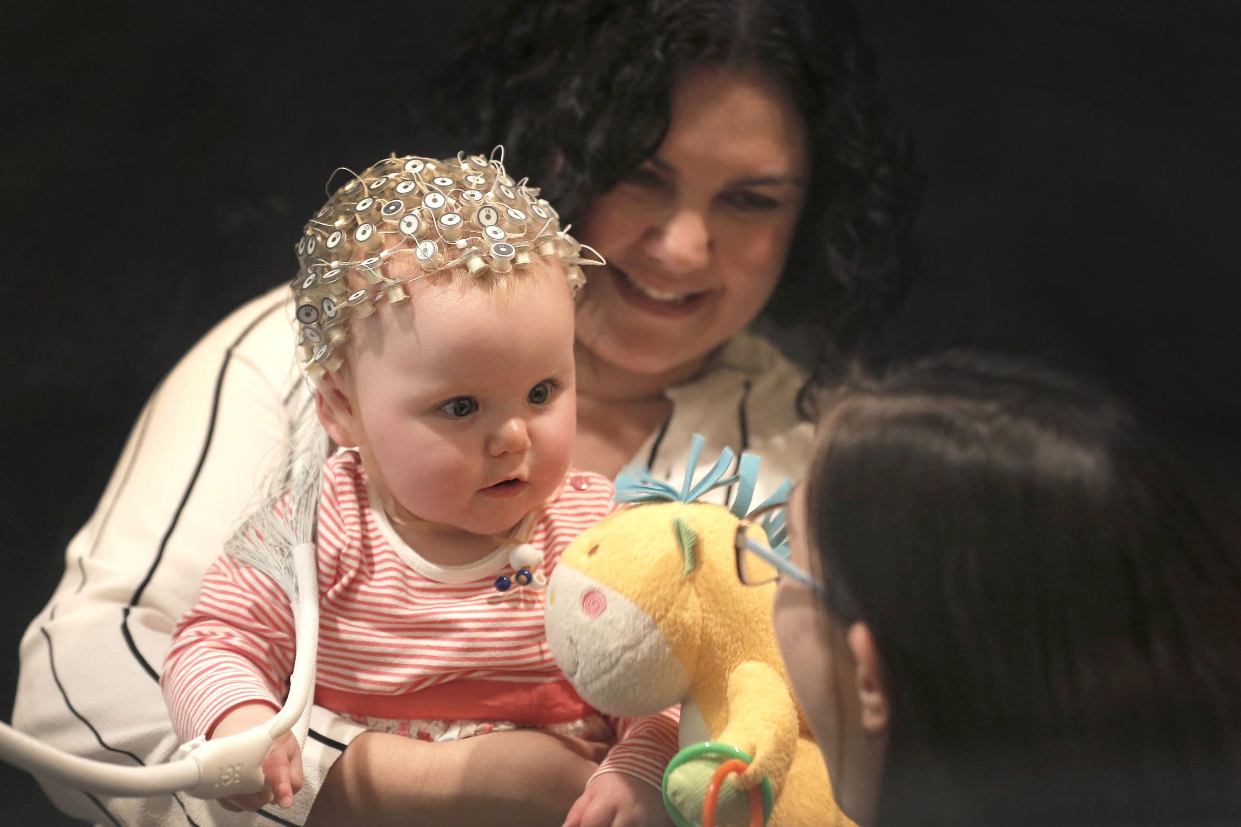 Baby EEG marina