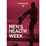 Men's Health Week Booklet