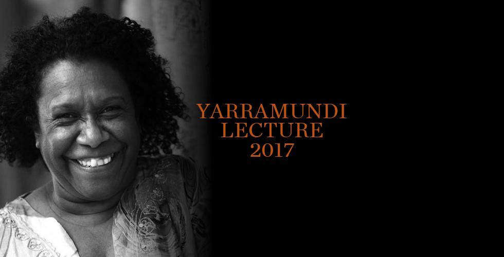 2017 Yarramundi Lecture