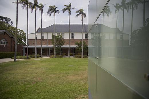 Building EQ Parramatta South campus