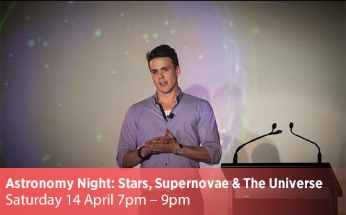Astronomy Night 14 April 2018