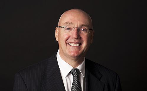 Vice-Chancellor, Professor Barney Glover