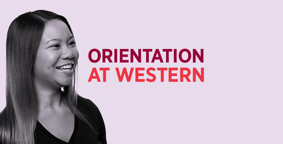 Orientation at Western