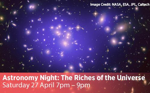 Astronomy Night 27 April 2019