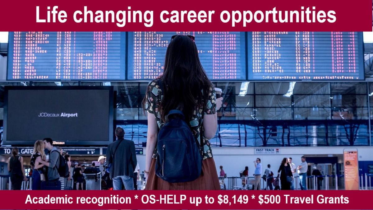 Internships Abroad   Western Sydney University
