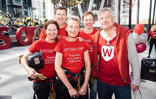 Western Sydney University's Giving Day