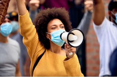 COVID-19 Civil Disobedience: Regulating Public Assembly During a Pandemic