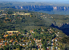 Image of the Blue Mountains