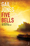 Gail Jones Five Bells Book Cover