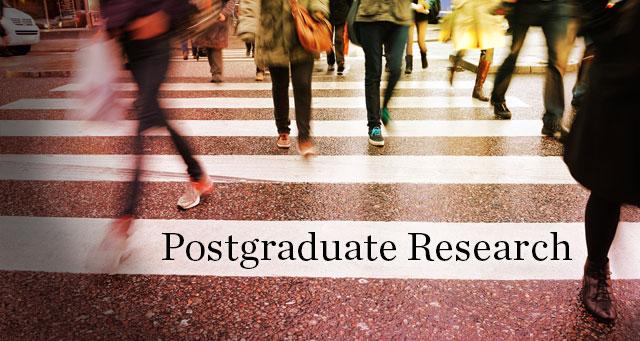 Postgraduate Research