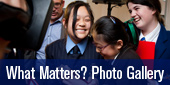 What Matters? photo gallery