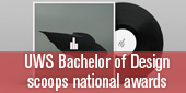 Bachelor of Design wins national awards