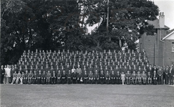 Diploma Day, 1969 [Hawkesbury Agricultural College (HAC)]