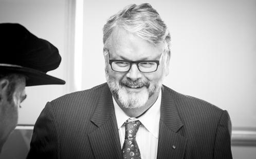 Greg Whitby