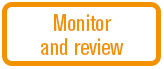 Monitoring and reviewing