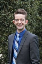 Bradley Bishop, 2012 graduate of the Bachelor of Business and Commerce (Advanced Business Leadership)