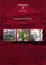 Large Rainout Shelters Brochure