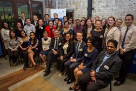 Alumni Volunteers 2014