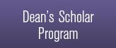 Deans Scholar