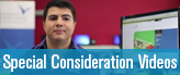 Link to Special Consideration video series