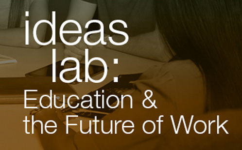 Ideas Lab title