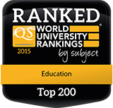 QS top 200 subject rating