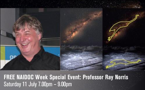 Aboriginal Astronomy - 11 July 2015