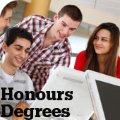 Honours Students Promo button