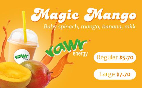 Rawr Magic Mango