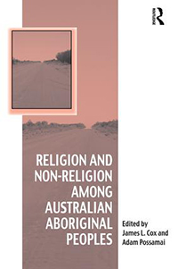 Religion and Non-Religion among Australian Aboriginal People book cover
