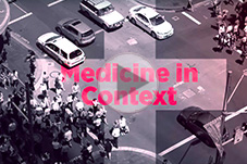 Medicine in Context Button