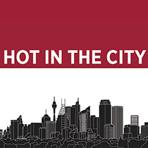 Hot In The City 210
