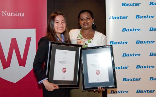 Baxter scholarships