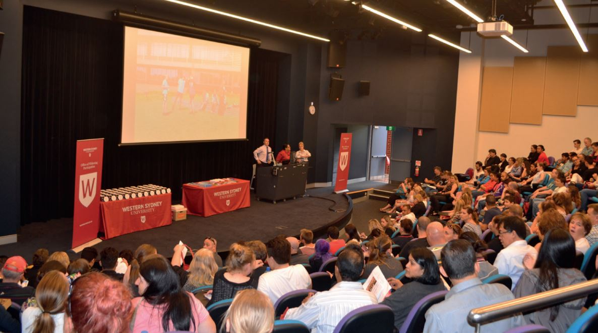 Year 12 students fast forward to a higher education