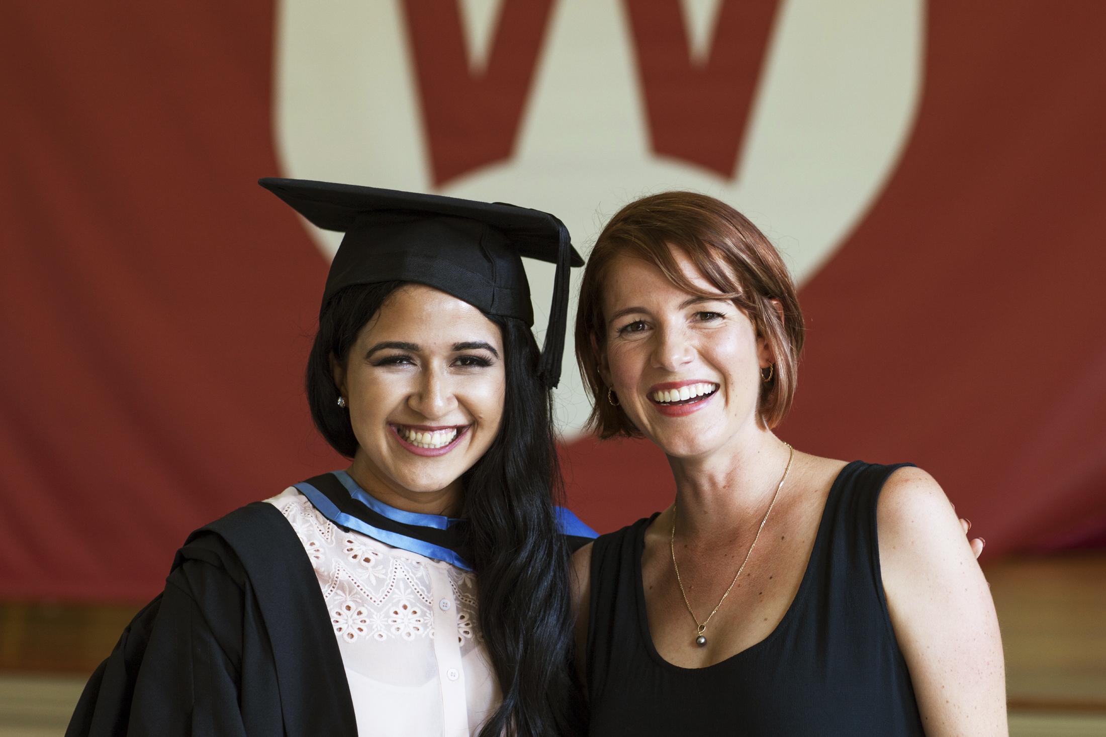 Law graduate Maryam Noori