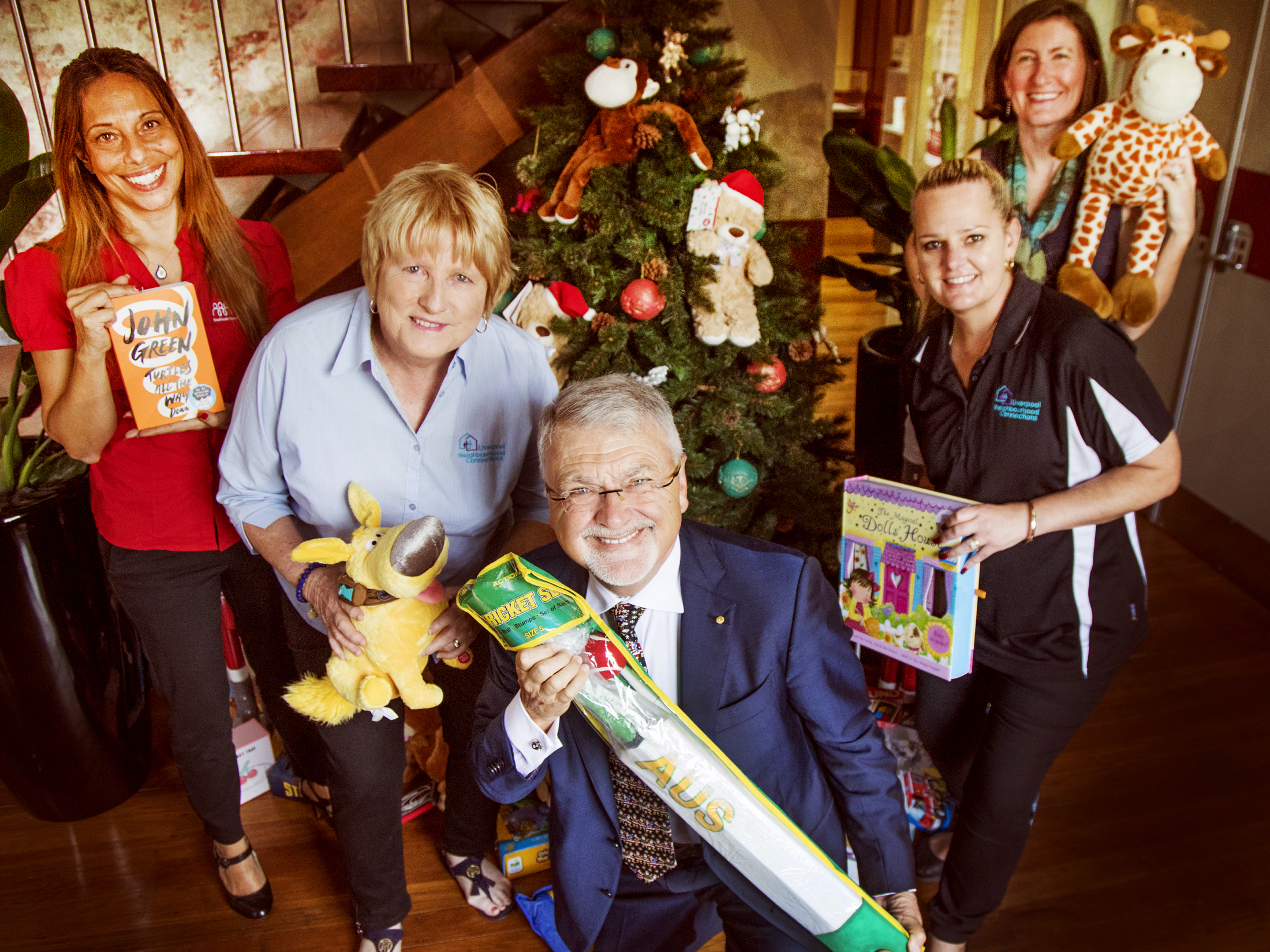 Chancellor's Christmas Toy Appeal