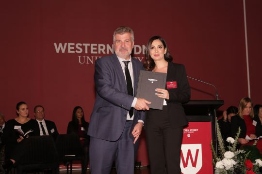 School of Business Dean's Awards Event 2019