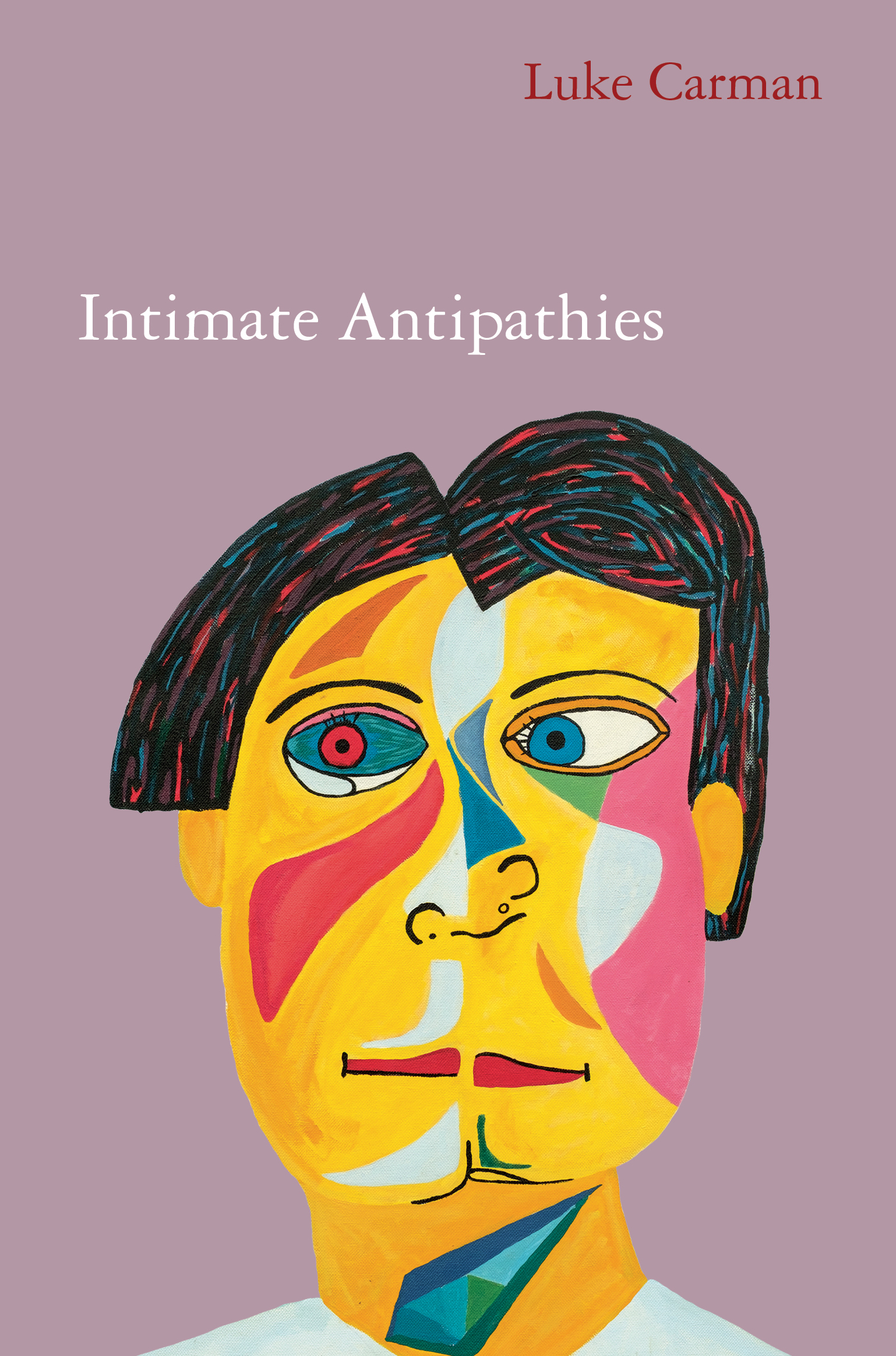 Intimate Antipathies Cover