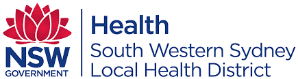 NSW Government Health South Western Sydney Local Health District Logo