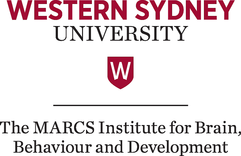 Western Sydney University MARCS Institute for Brain, Behaviour and Development logo