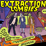 Small thumbnail image of the Extraction Zombies poster