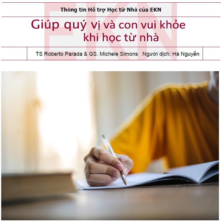 Vietnamese Supporting Wellbeing
