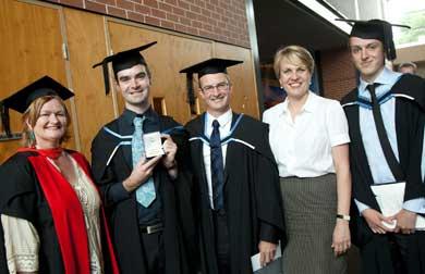 ... hennessy matt barber uws mbbs graduate and university medal recipient