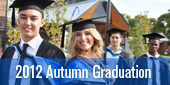 Autumn Graduation