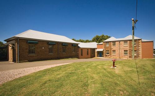 Orphan School Hospital