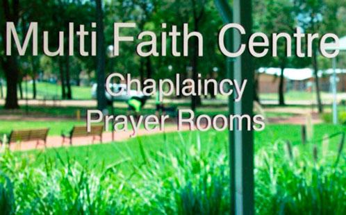UWS Multi Faith centre