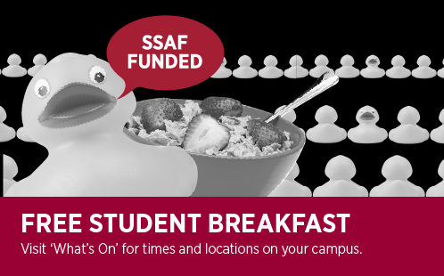 Free Student Breakfasts
