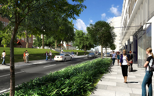 Westmead development artist impression